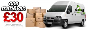 Man and Van – Shift Your Home Efficiently!